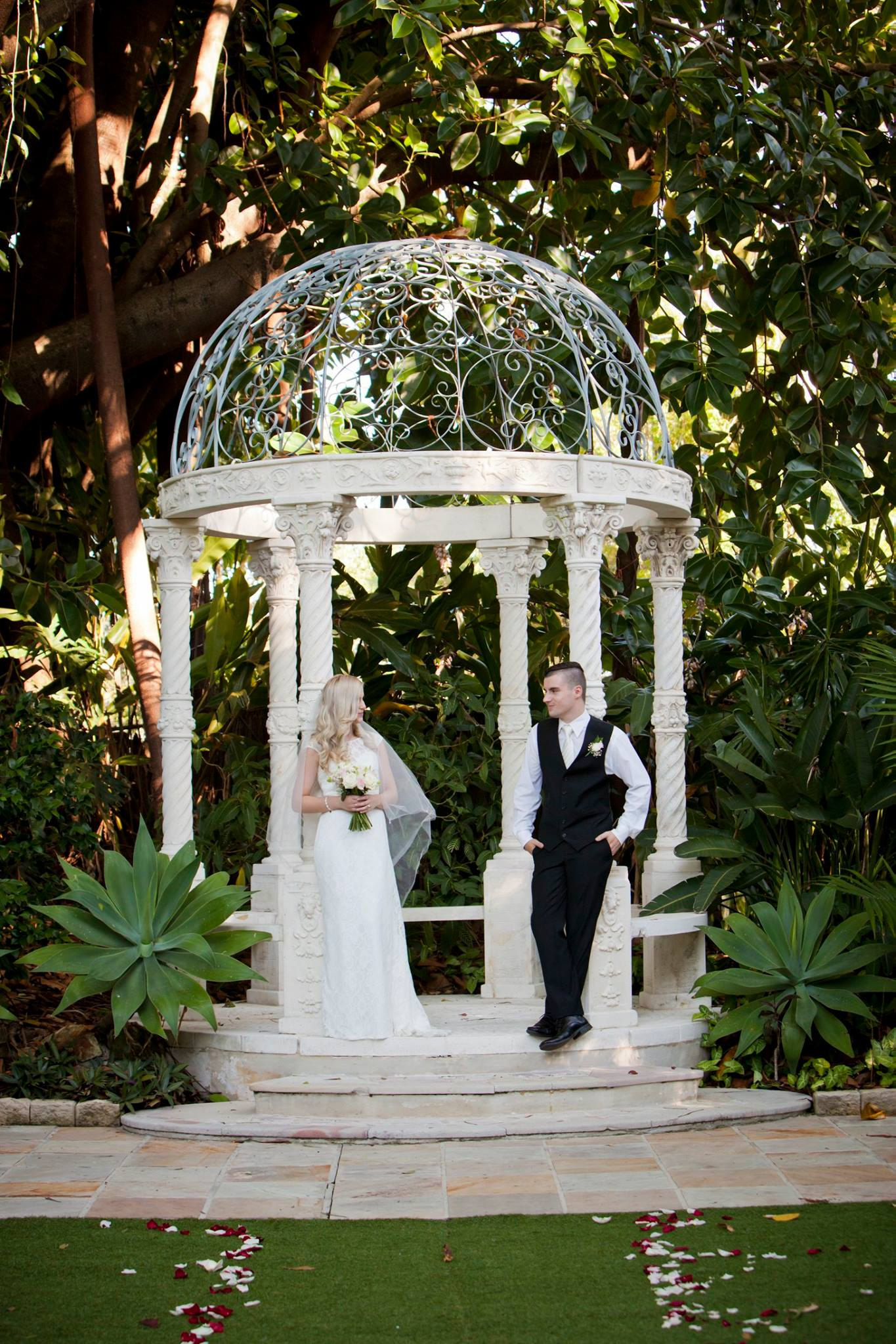 Boulevard Blog Wedding Image