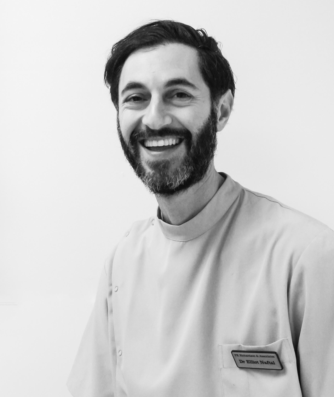 Dr Elliot Naftal BDent  (Univ. of Sydney)