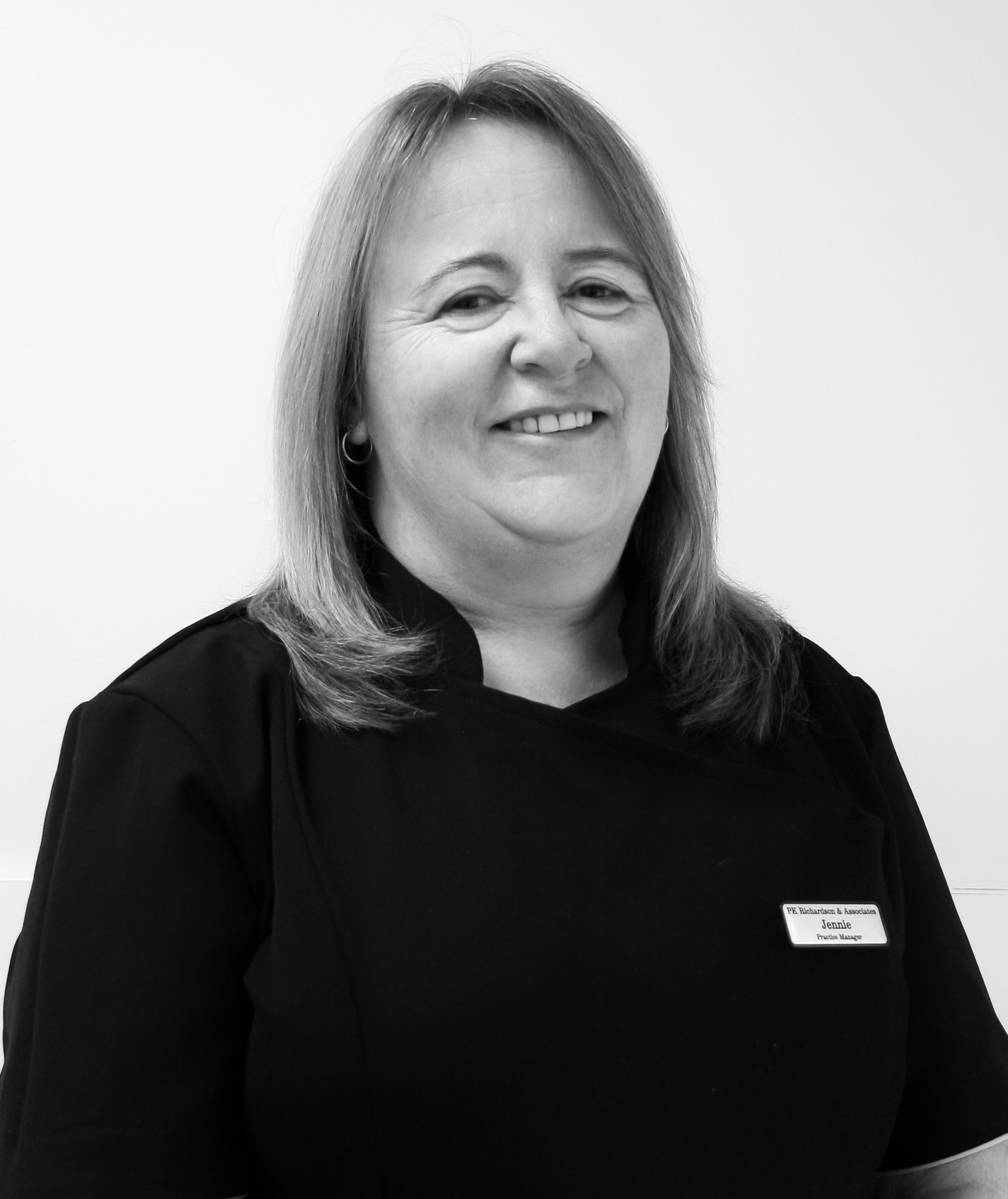 Jennie Roberts  Practice Manager