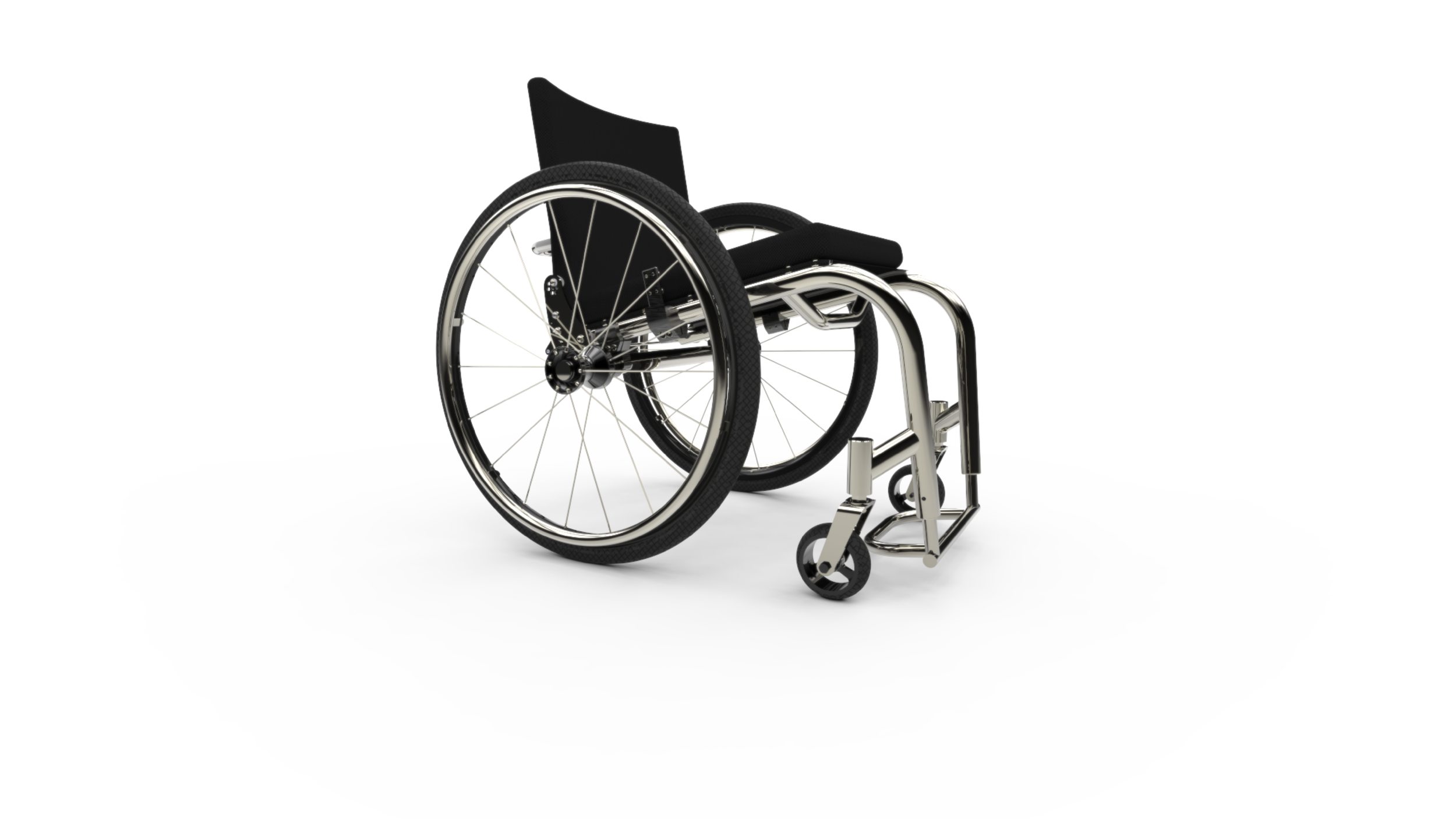 MANUAL WHEELCHAIR PARTS
