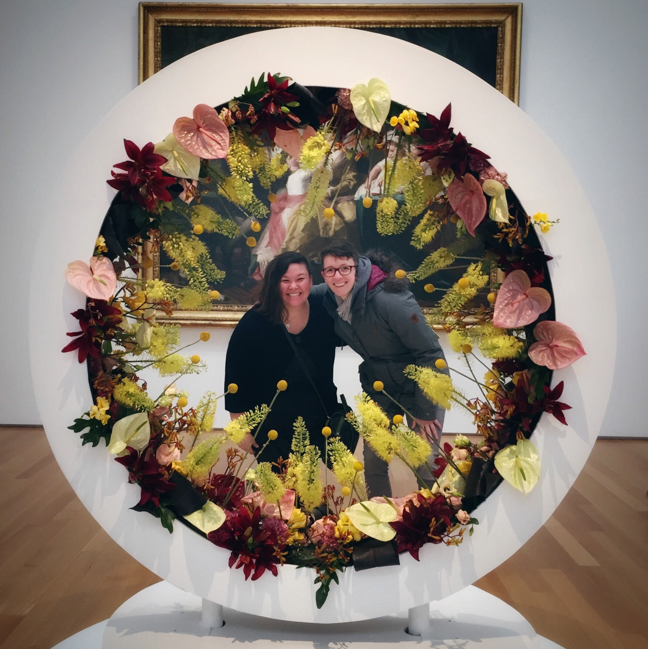 Art in Bloom, North Carolina Museum of Art. March 2018.