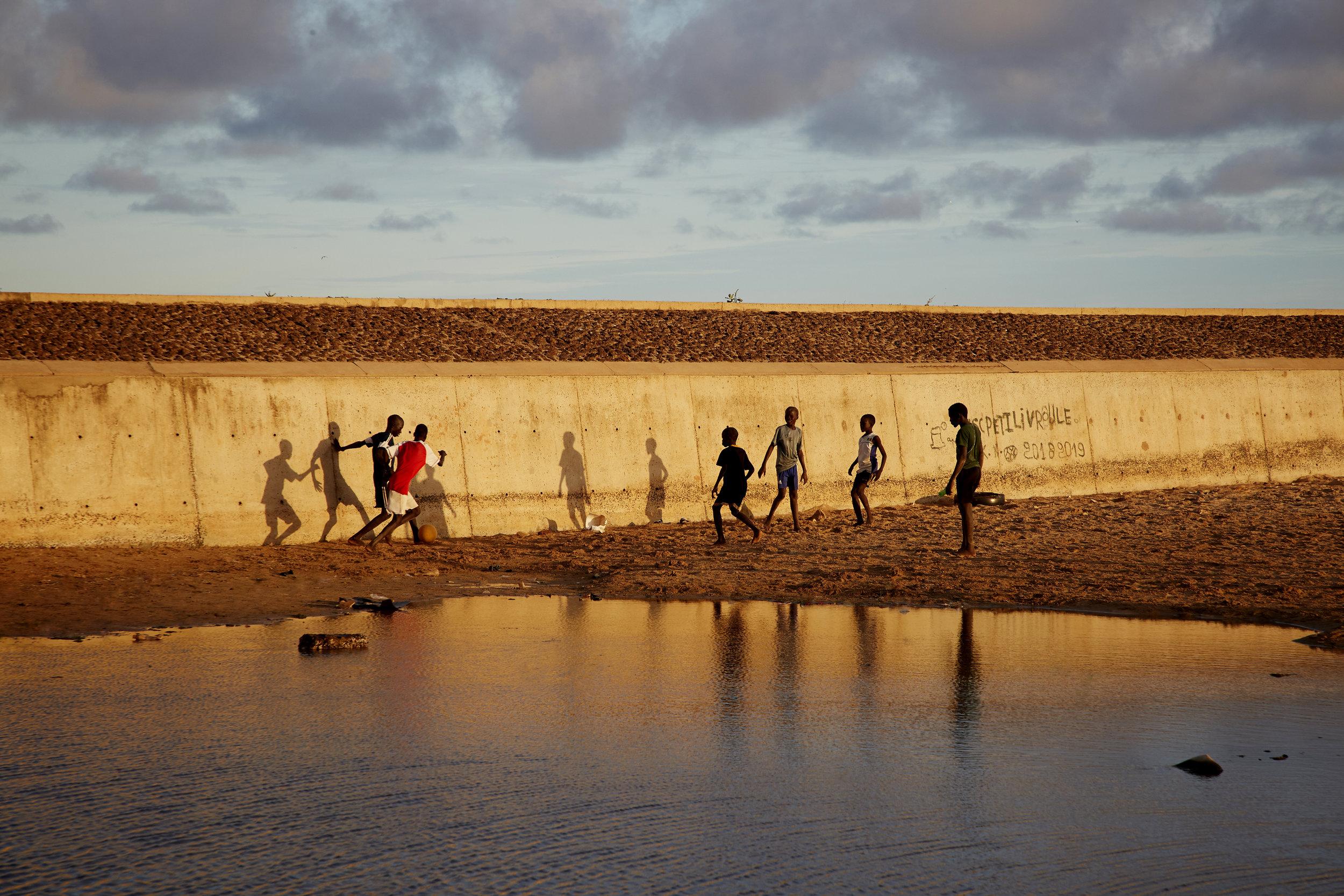 Popenguine, Senegal