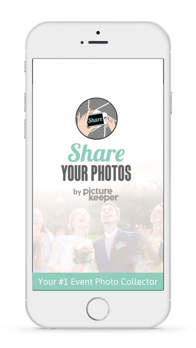 Brides and grooms take note! Share-Your-Photos app is your FREE + EASY solution to gather valuable candid photos from your wedding events.