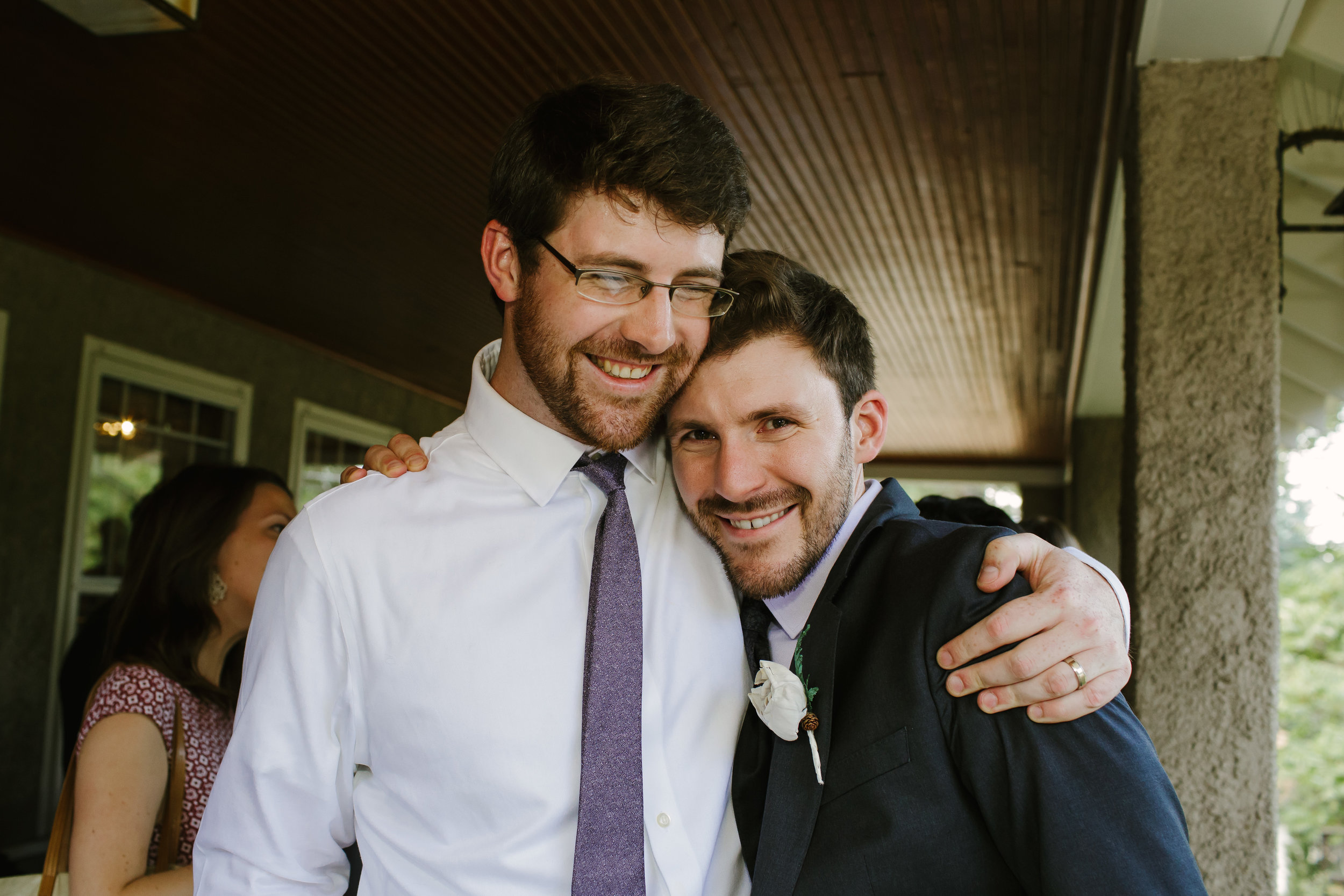 Boulder Groom and His Brother
