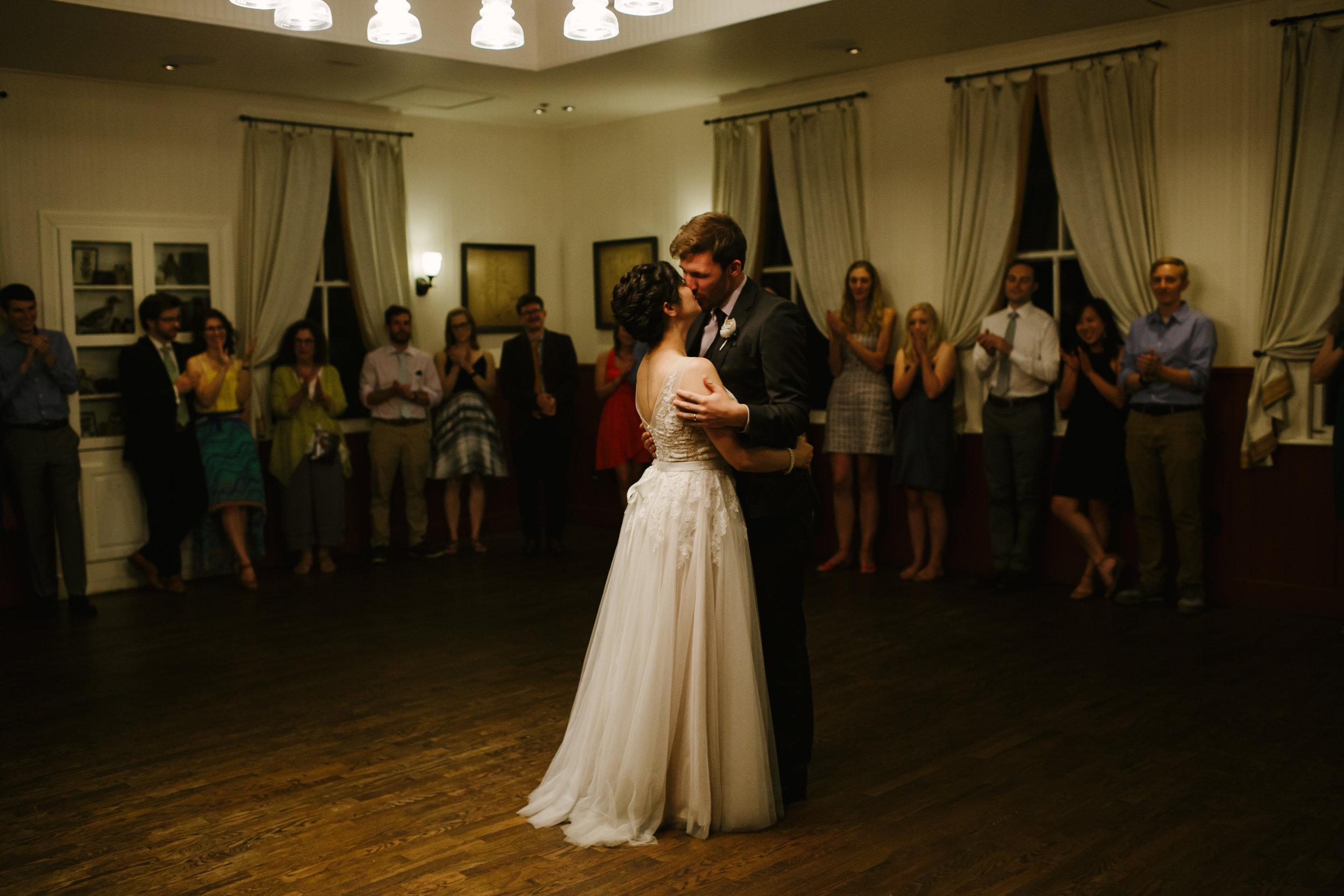Boulder Bride and Groom First Dance