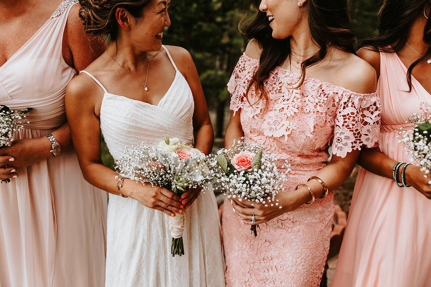 Nederland, Colorado Wedding Party