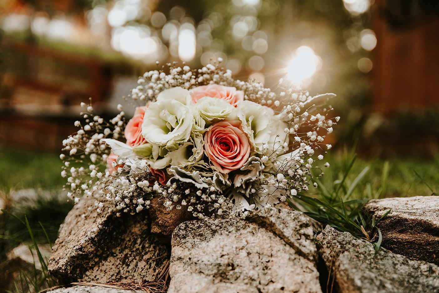 Colorado Bridal Bouquet