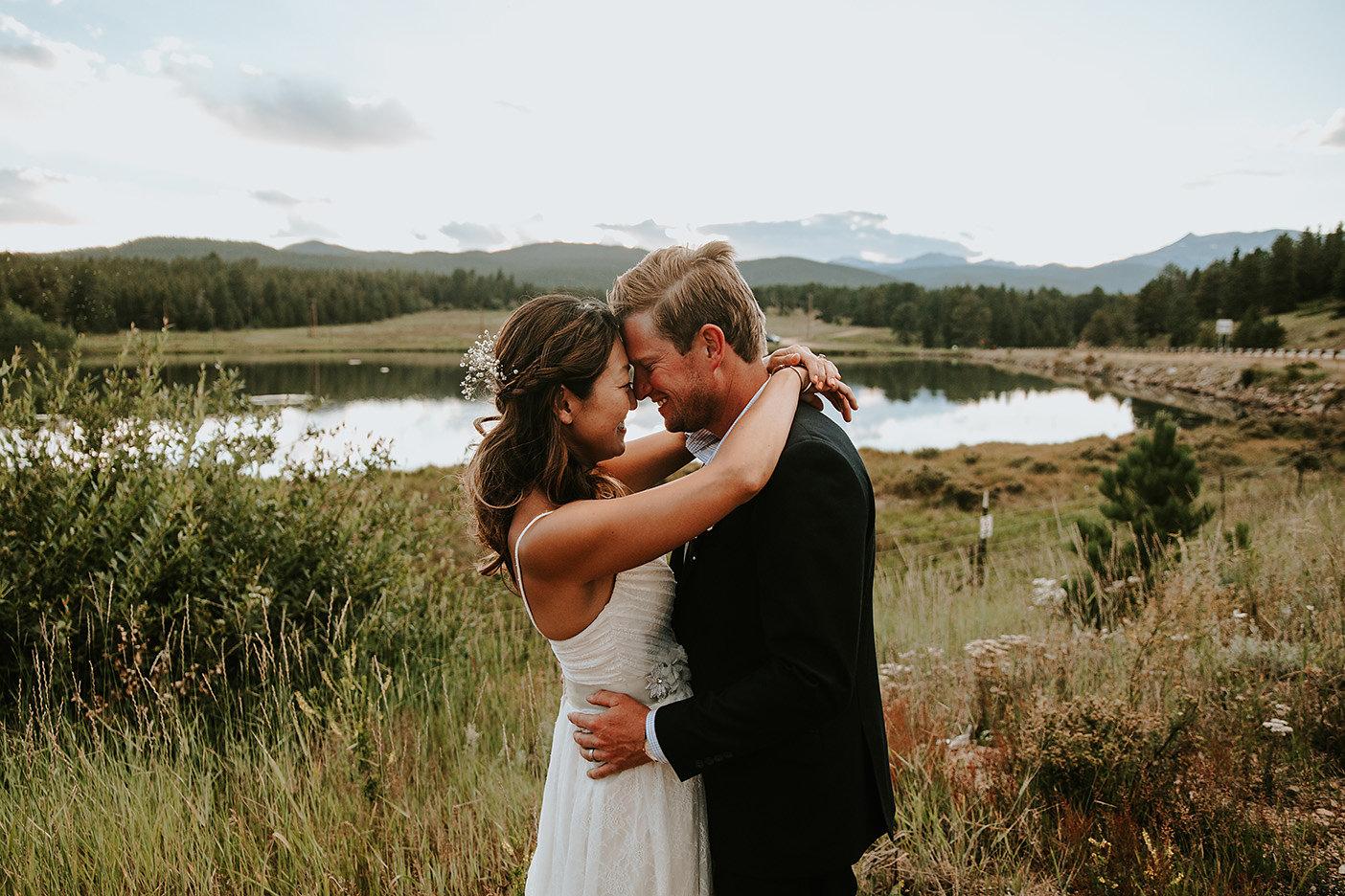 Rollinsville, Colorado Wedding Photography