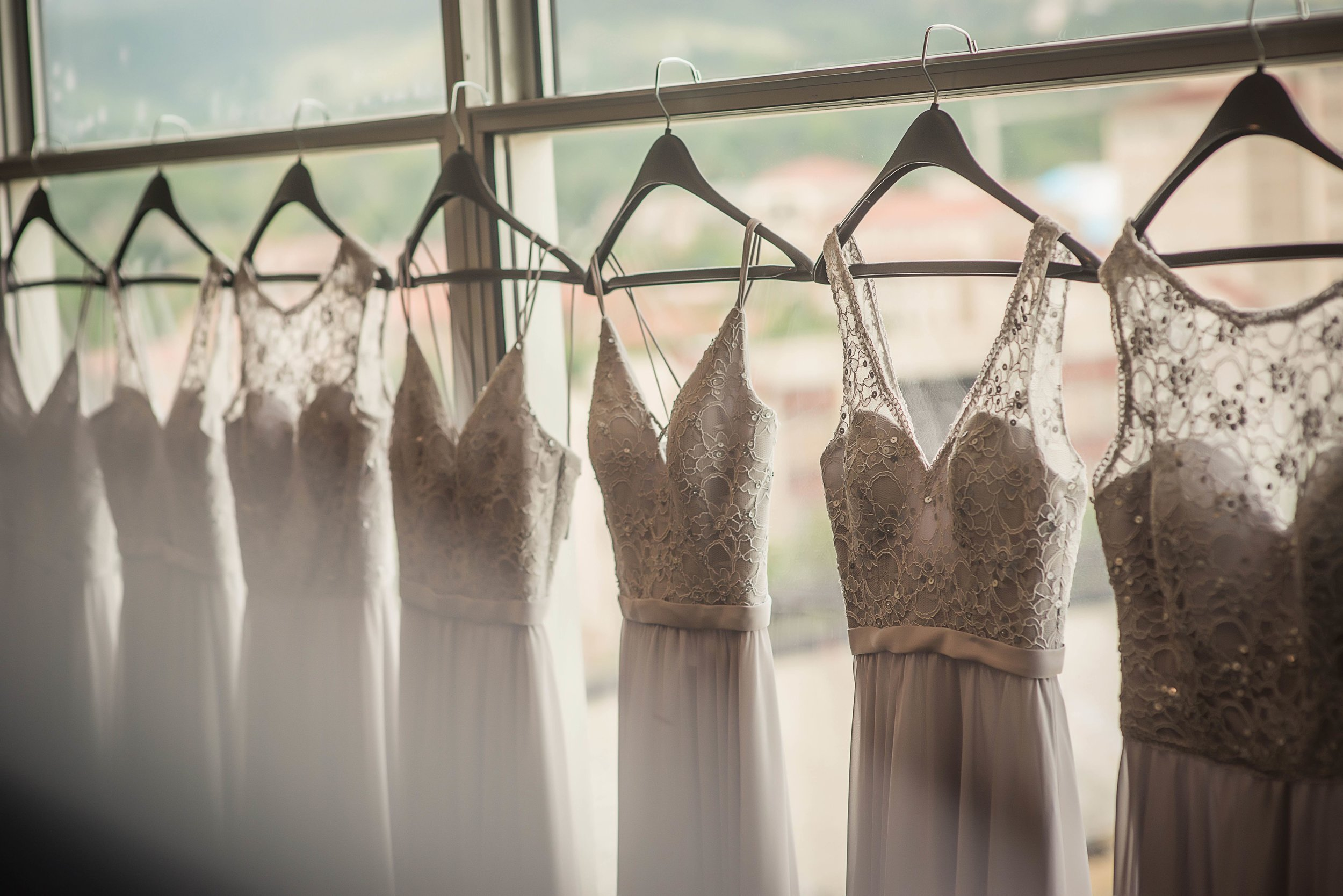 Folsom Field Bridesmaids