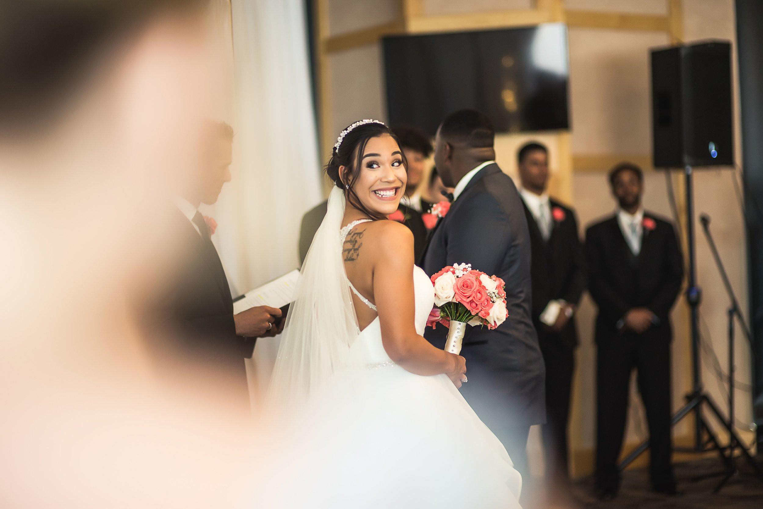 Folsom Field Bride