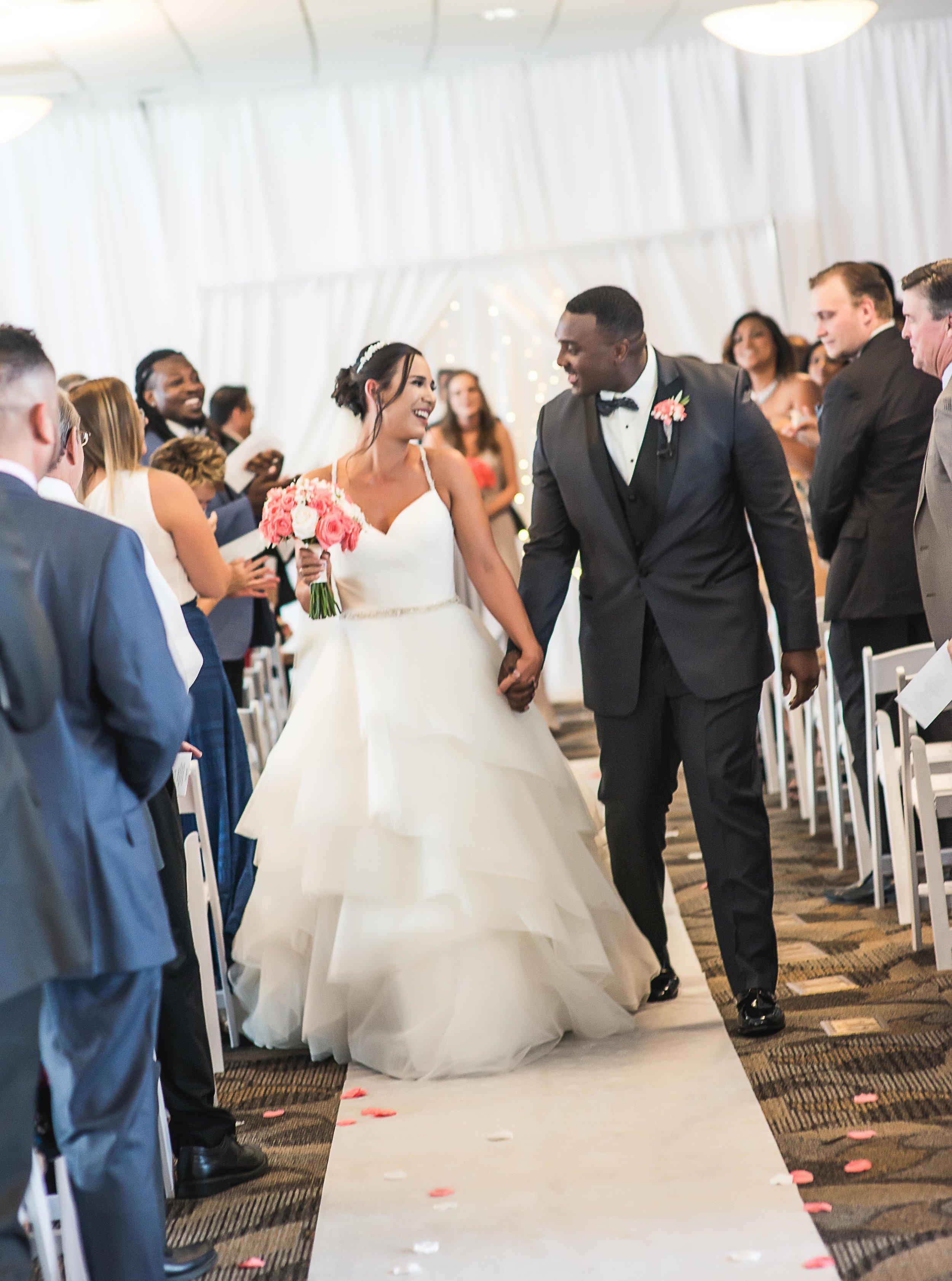 Folsom Field Wedding Ceremony