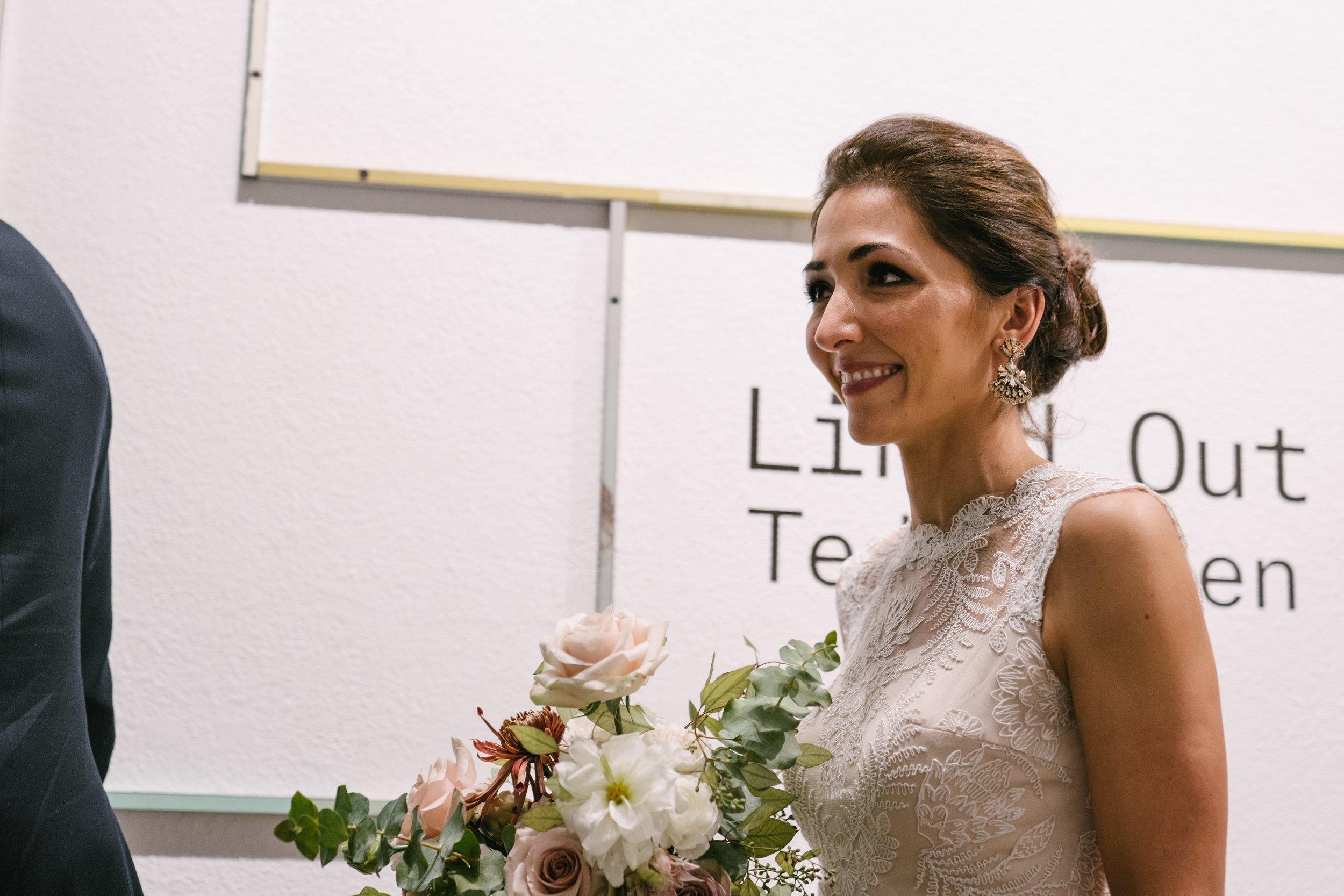 Boulder Bride at BMoCA
