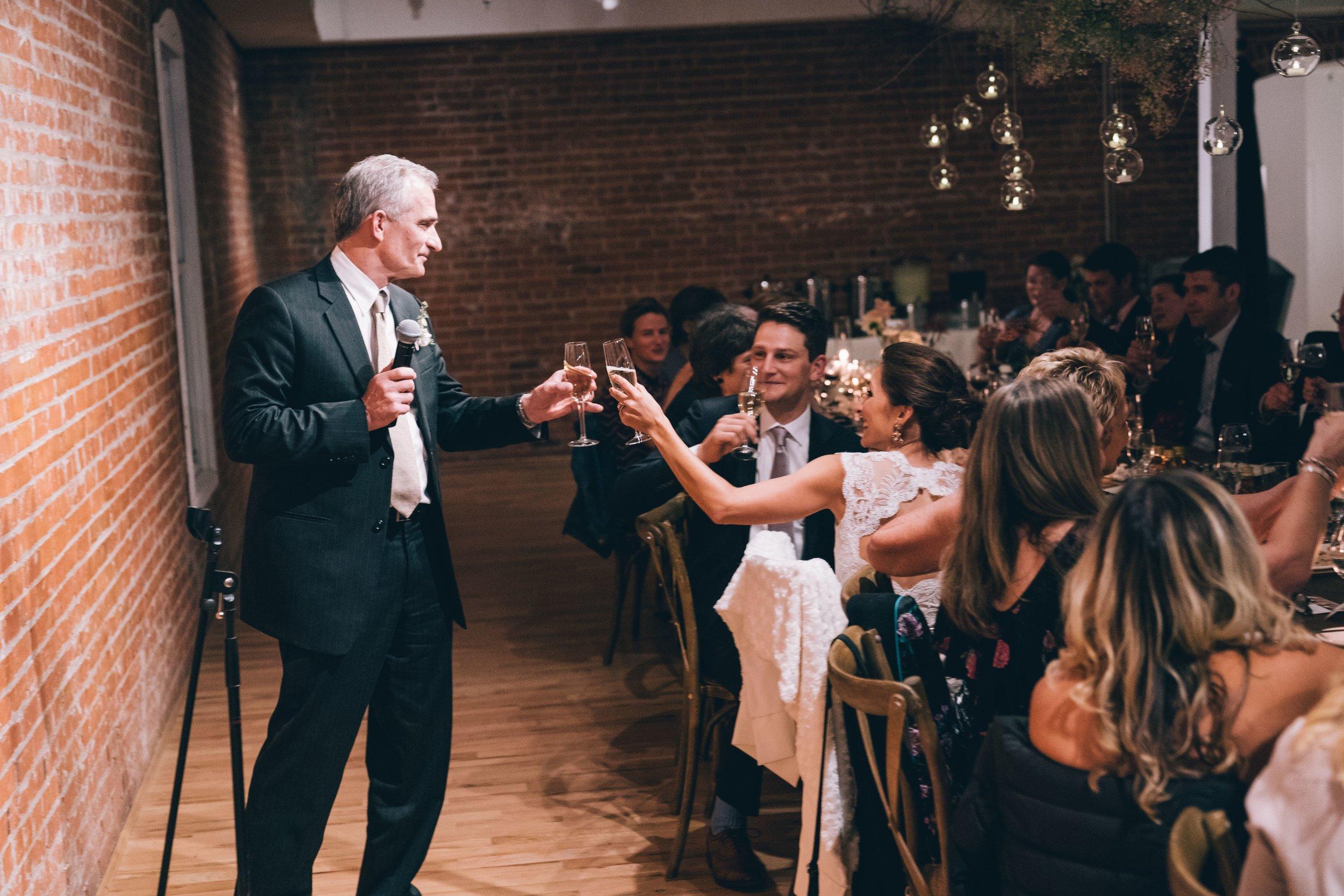 Wedding Reception at BMoCA