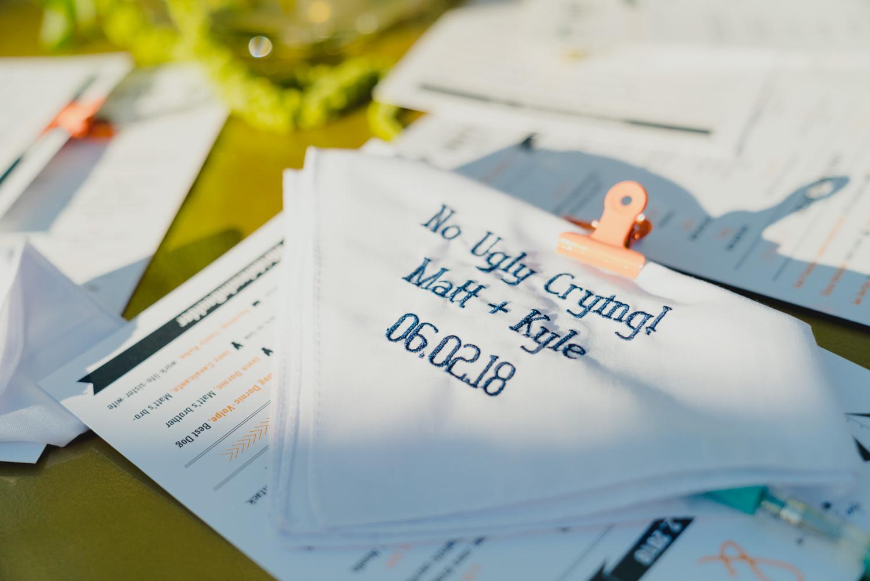 Gay Wedding Ceremony Program
