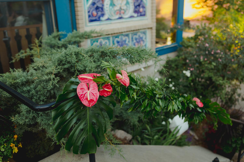 Boulder Dushanbe Tea House Wedding