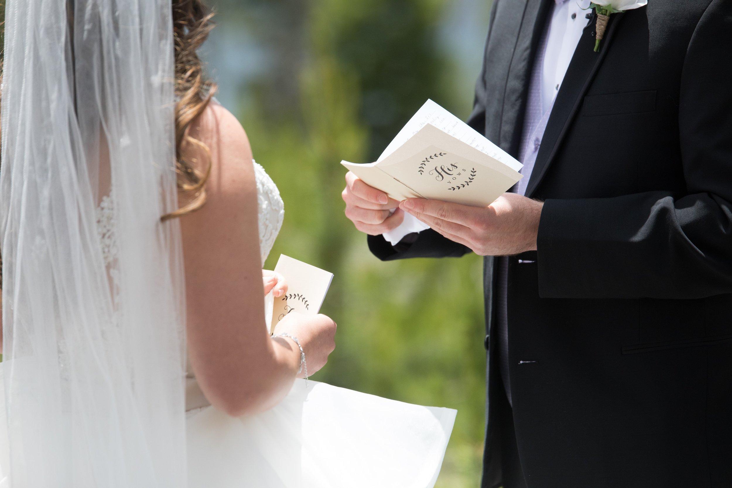 Breckenridge Outdoor Wedding Ceremony