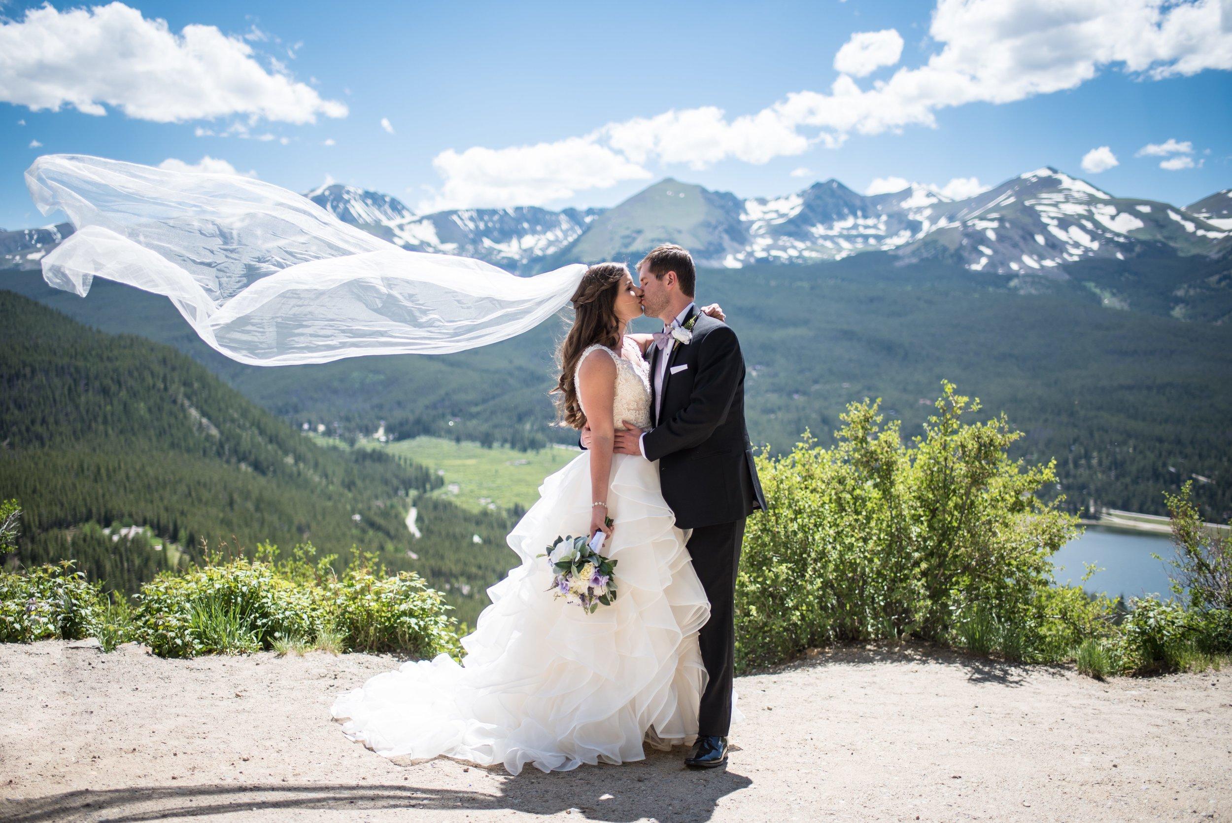 Breckenridge Wedding at Sapphire Point
