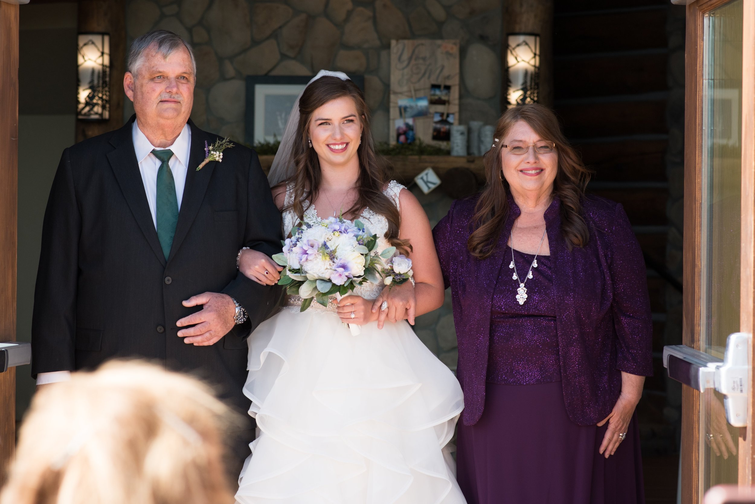 The Lodge at Breckenridge Wedding Ceremony
