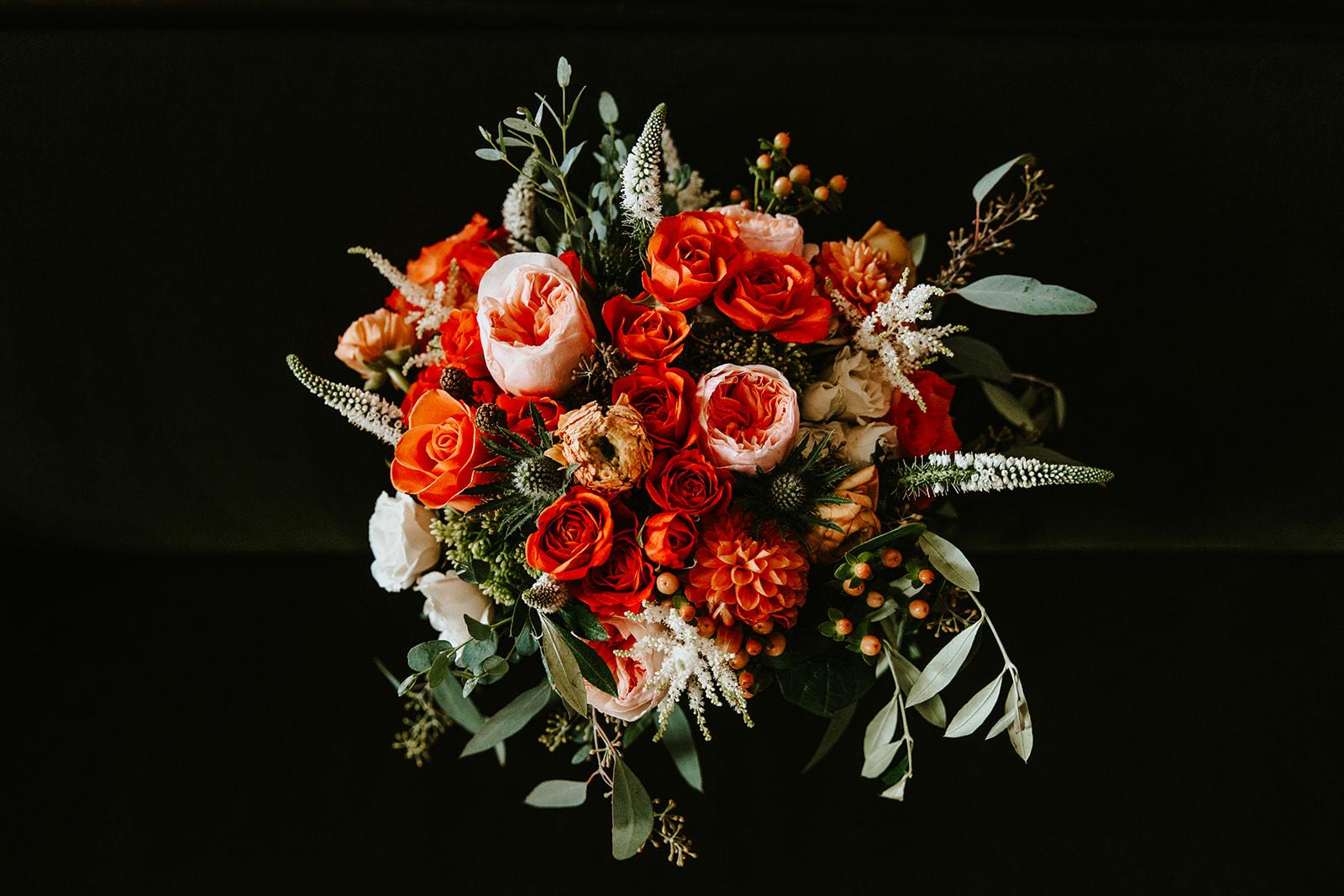 Aspen Bridal Bouquet