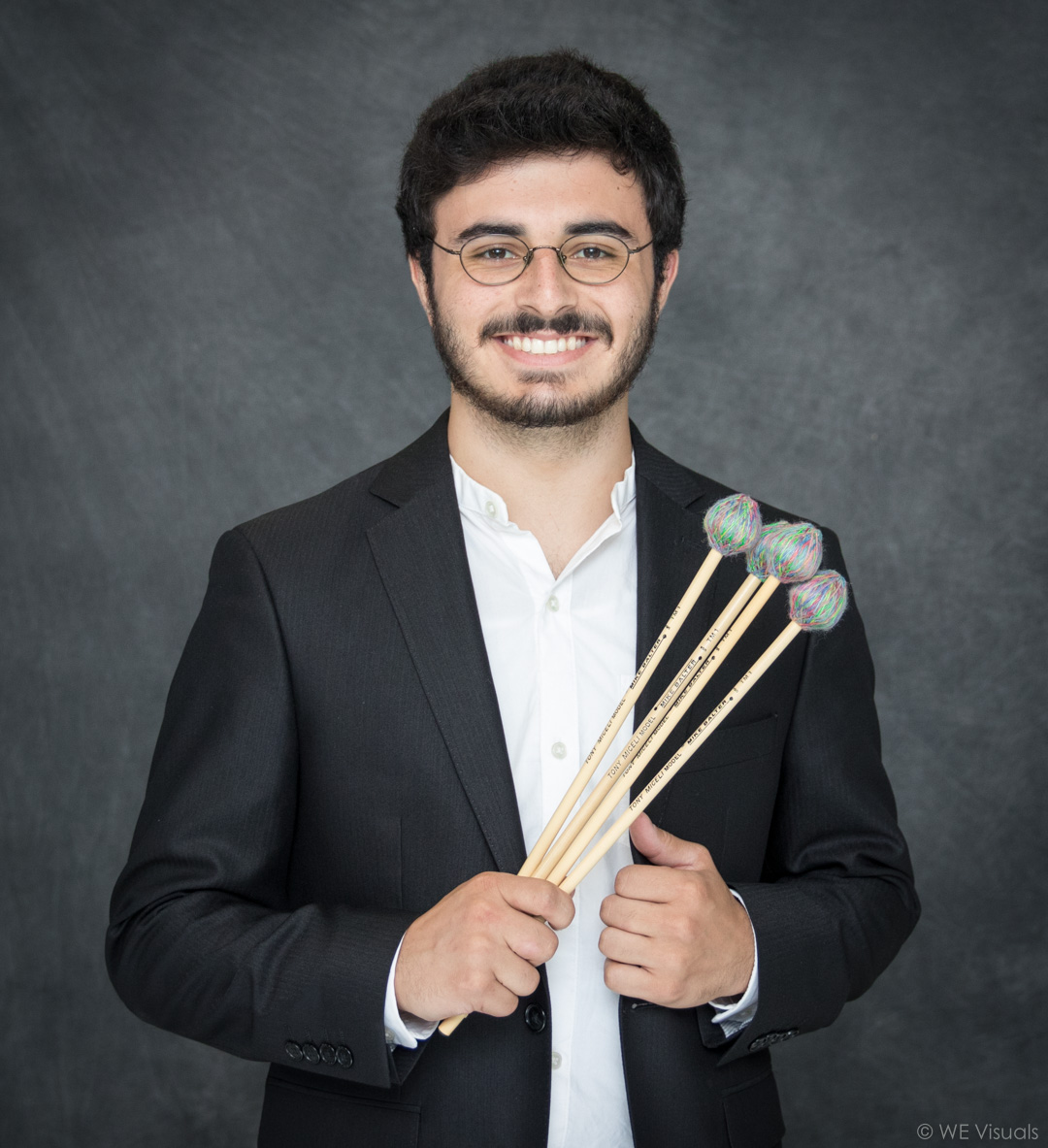 Nick Calcaterra | 2018 Member - Being a professional mallet player seemed like a one in a million shot before attending MalletLab. I found myself surrounded by like-minded musicians from a multitude of backgrounds, a faculty that has hugely molded the percussive world, receiving game-changing information that otherwise took me months(maybe years) to figure out on my own or on the internet. I won't forget the lessons I've been taught about how to be myself in the music and as an entrepreneur. MalletLab is giving all mallet players a reliable resource to share and grow our passion to music lovers worldwide.