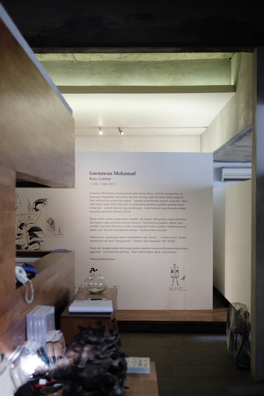 Kata Gambar Exhibition — FFFAAARRR