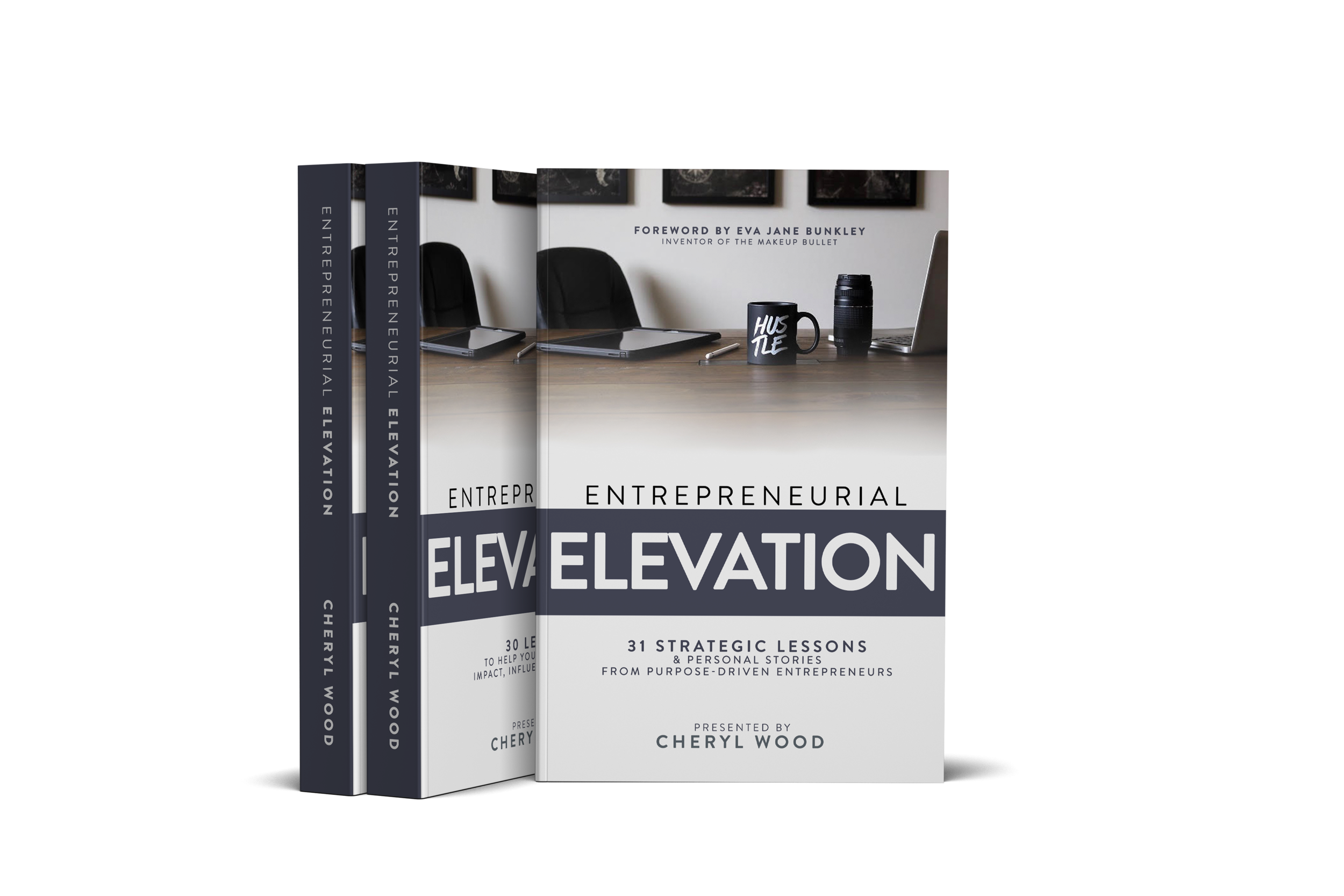 Entrepreneurial visions? - So you think you want to be an entrepreneur? Or have you gotten started and are now wondering what the heck you got yourself into? Buy now to unlock strategies to increase your impact, influence and income!