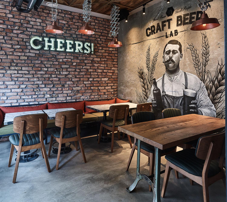 Craft Beer Lab - Akaretler, Beşiktaş, İstanbul, 2017