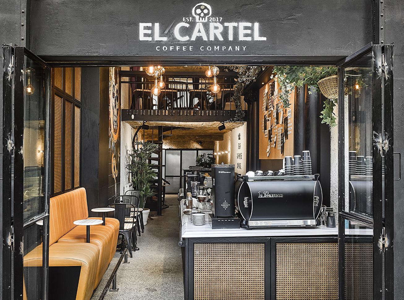 Cartel Coffee Company - İzmir, Alsancak, 2017