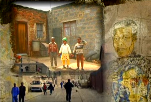 Alexandra, Gauteng, South Africa; image from the Gauteng Tourism Authority  YouTube channel
