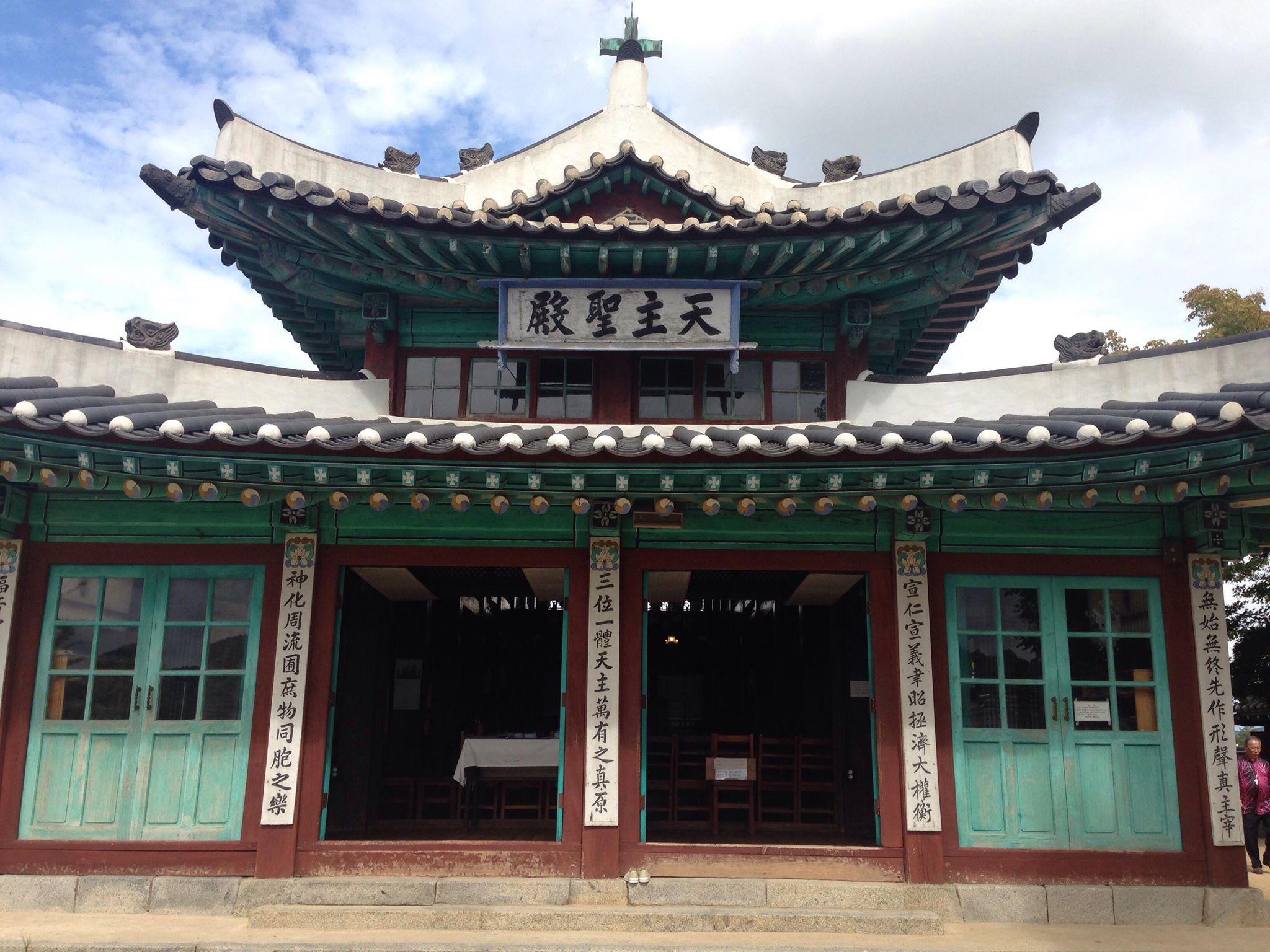 Ganghwa Anglican Church, Korea / Jacob Paolo Legarda, 2018