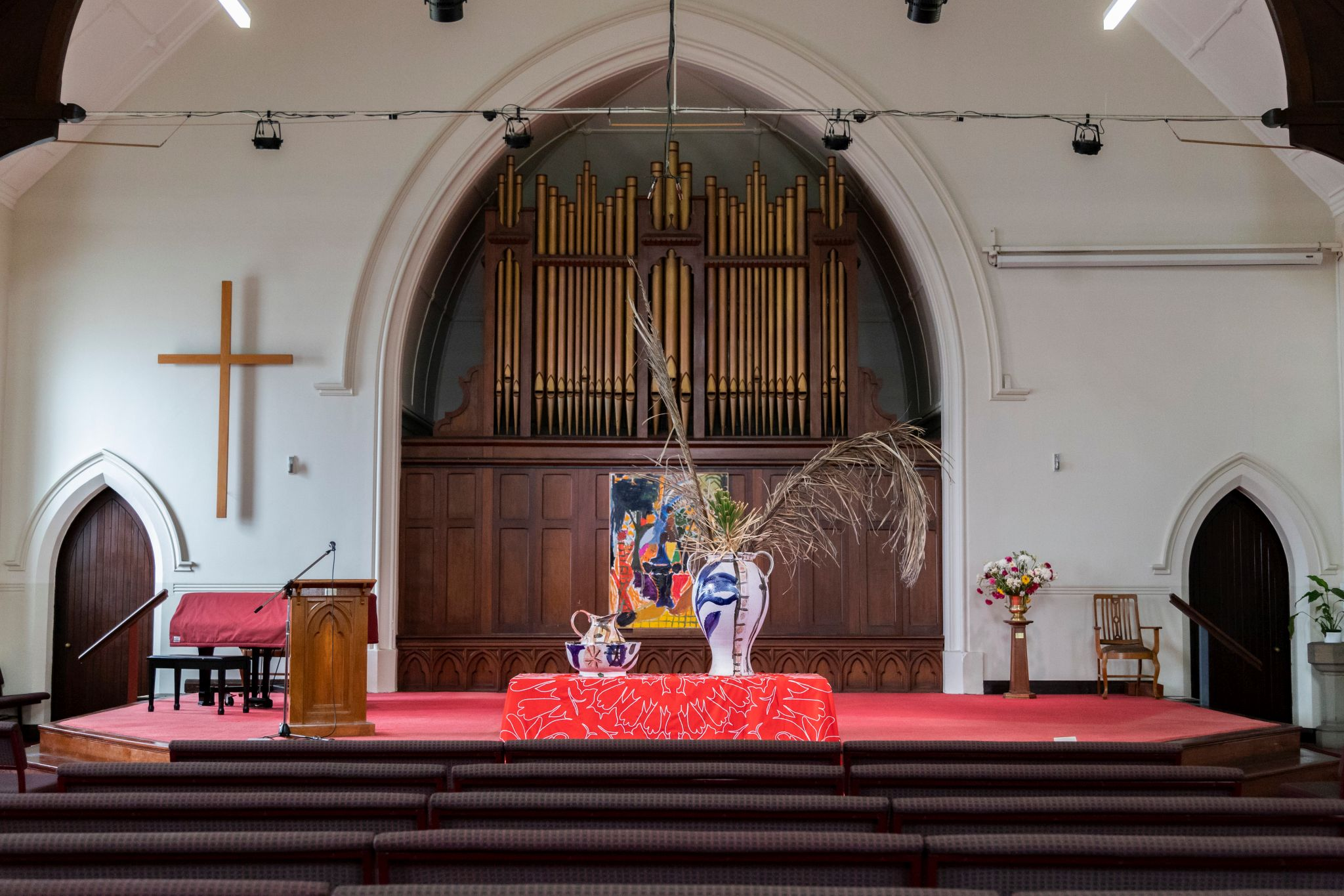 Beauty, A Pursuit by James Drinkwater at Altar/d , Adamstown Uniting Church 2018
