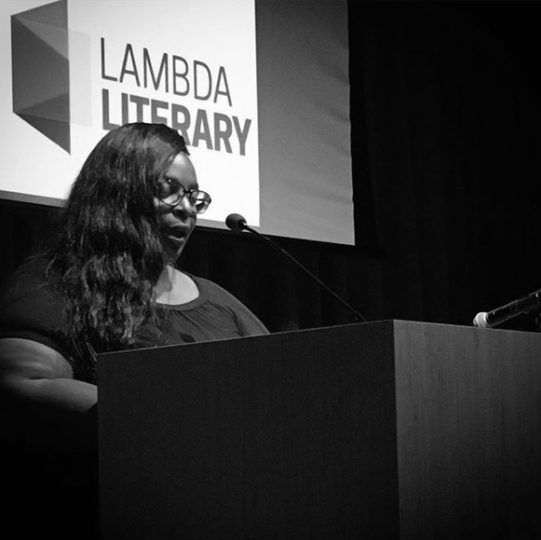 Lambda Literary Fellows Reading. West Hollywood Library. 2017