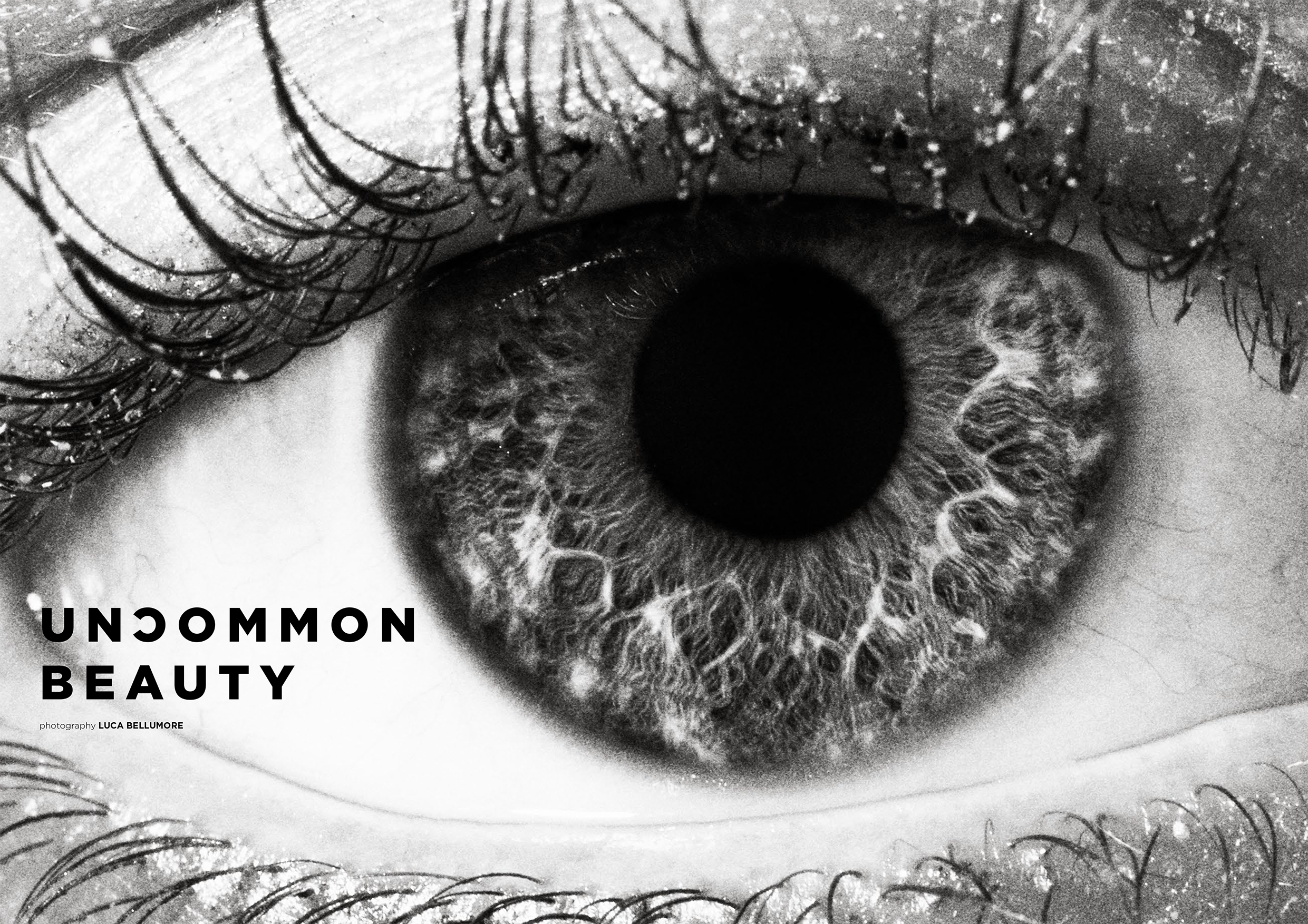 """UNCOMMON BEAUTY"" PHOTOGRAPHER : Luca Bellumore   view story"