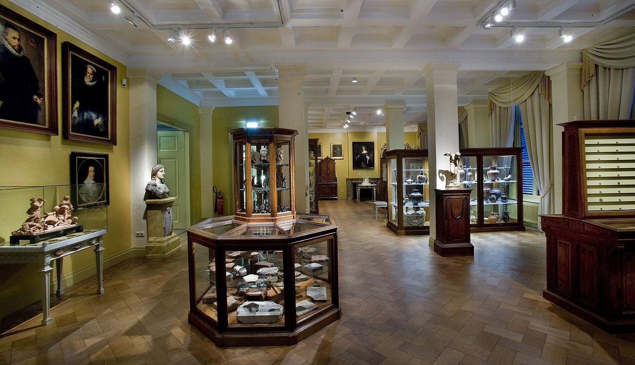Zaal van de oudheden