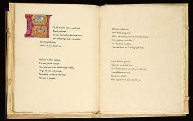 P.C. Boutens,  Naenia , 1903 [Obj. 920, [1-2]]