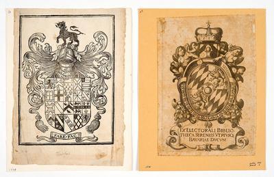 Ex libris collection of Jansen-Ebing