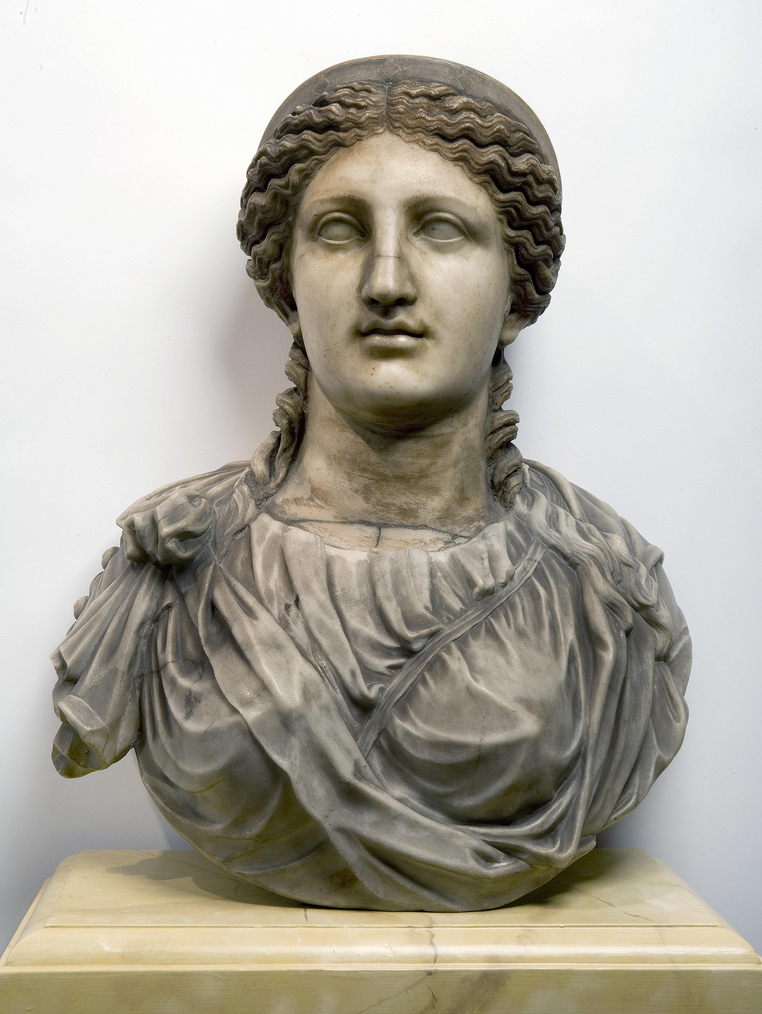 Buste van Livia [Inv.nr. 339/509]