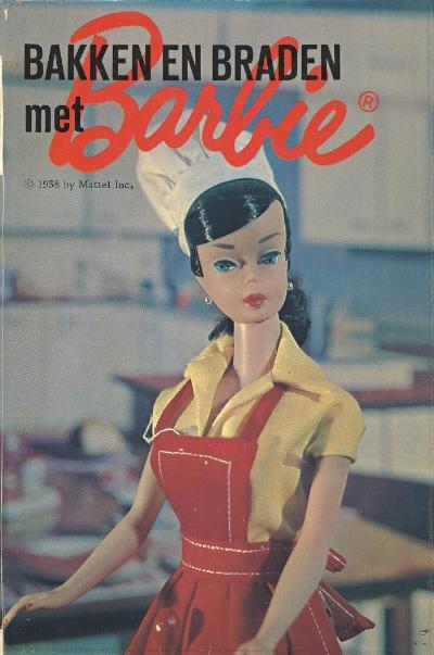 Cynthia Lawrence, Bakken en braden met Barbie ,1966.