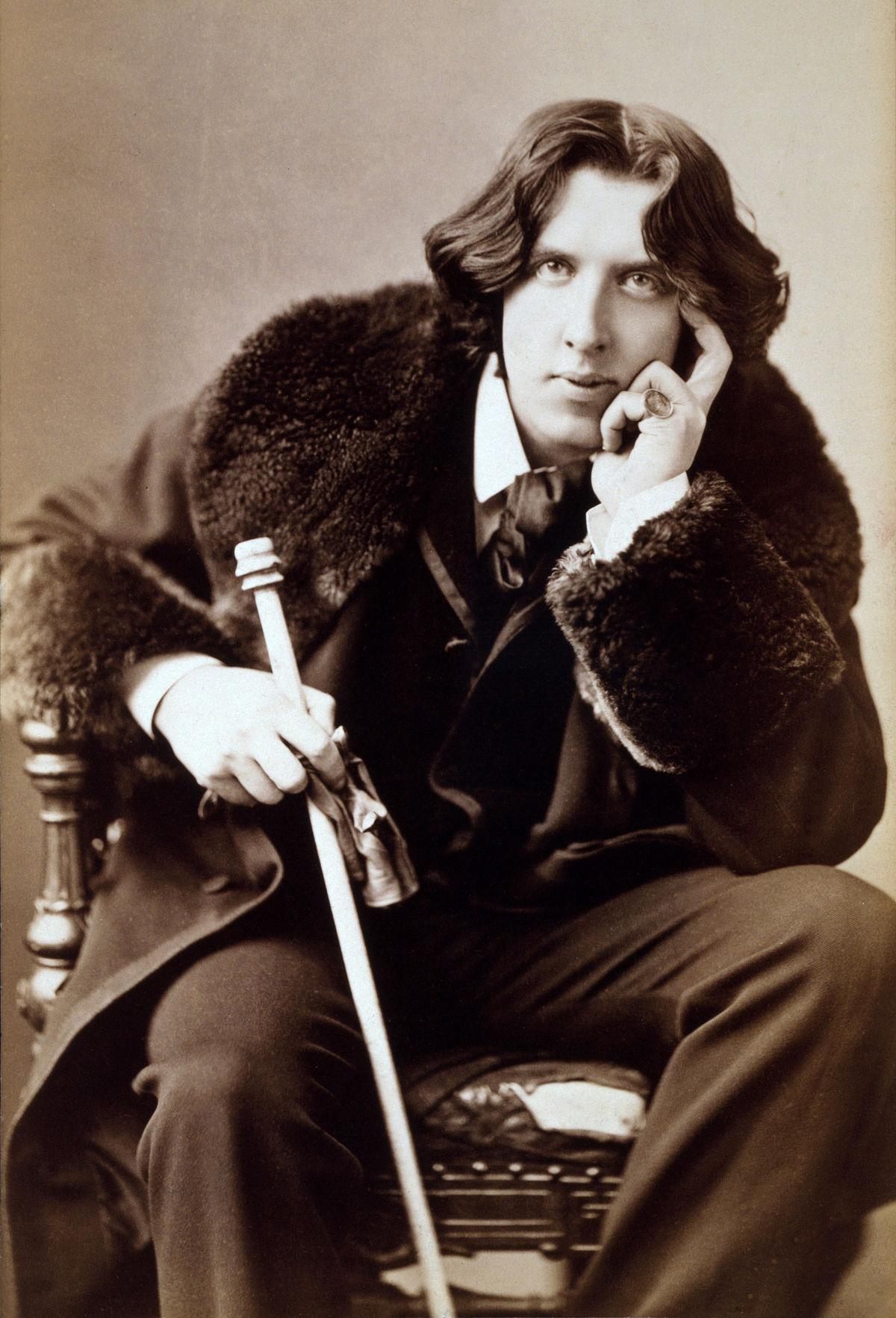 Oscar Wilde (1854- 1900)