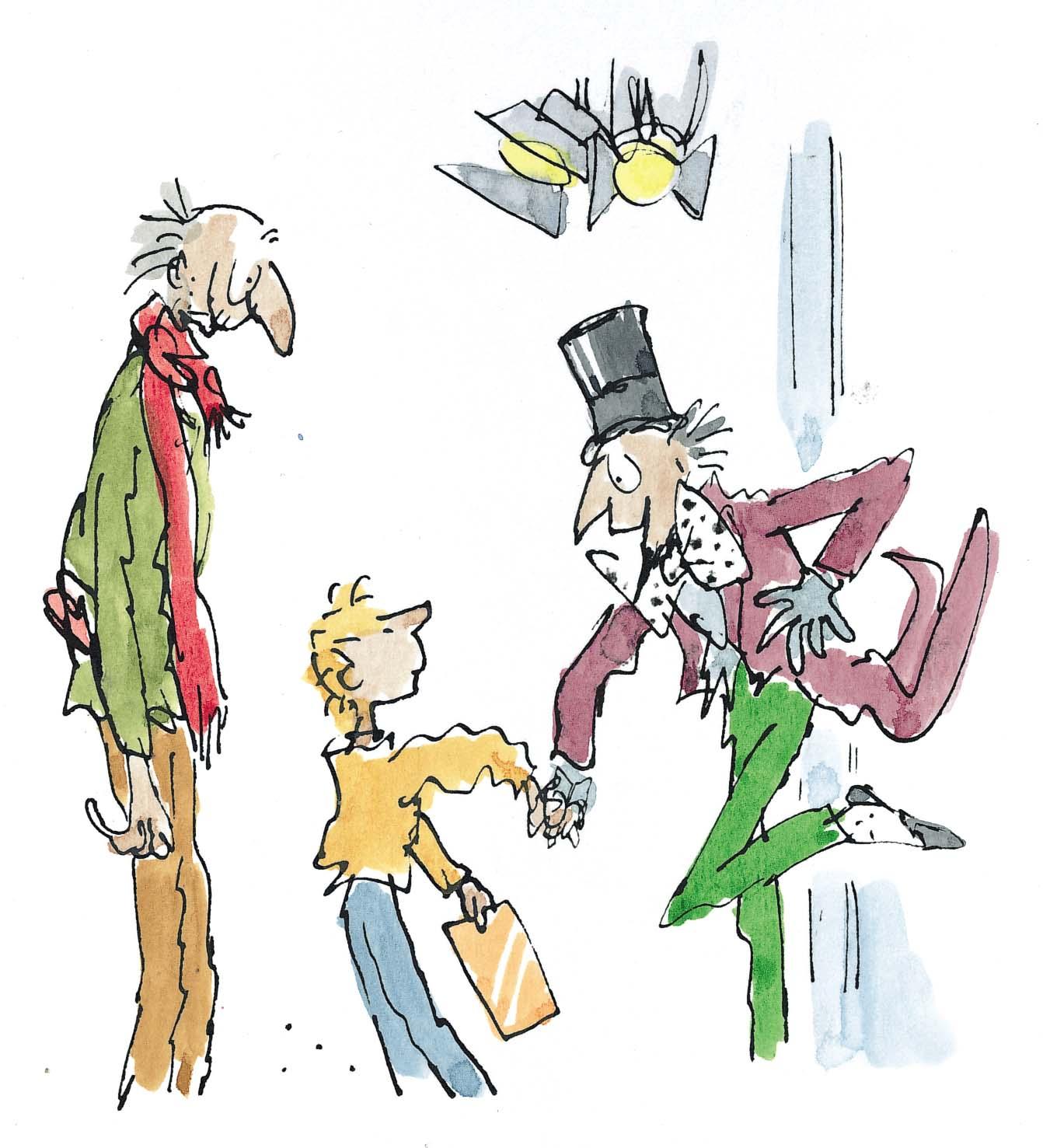9 Sjakie, Willy Wonka en opa in kleur.jpg