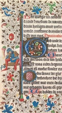 Getijdenboek voor Catharina van Kleef (ca. 1460)