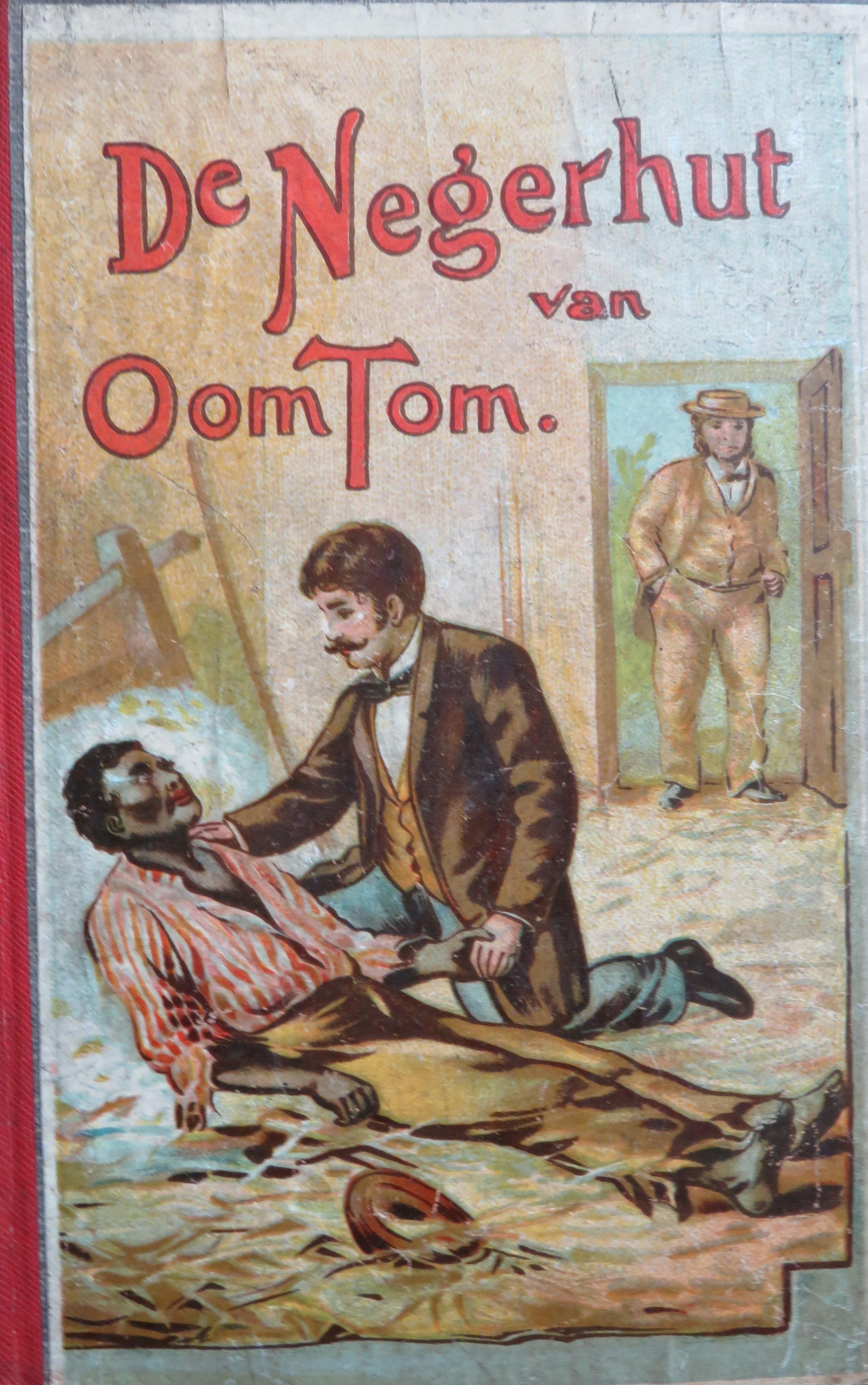 Harriet Beecher-Stowe, opnieuw verteld door Elise de Graaf, D e negerhut van oom Tom , zonder jaar (c. 1910), zonder plaats, zonder uitgever.
