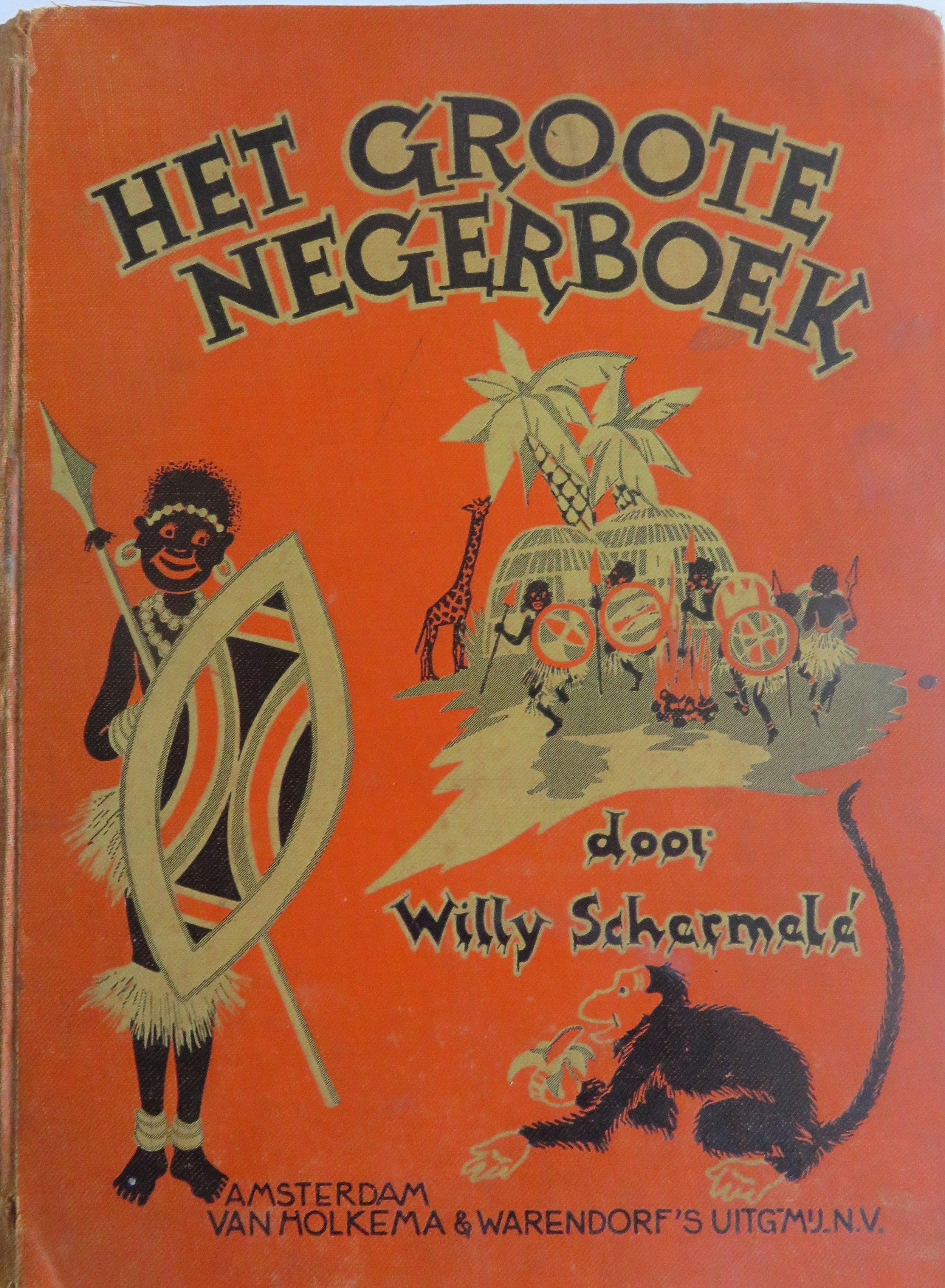 Willy Schermelé,  Het Groote Negerboek,  1932