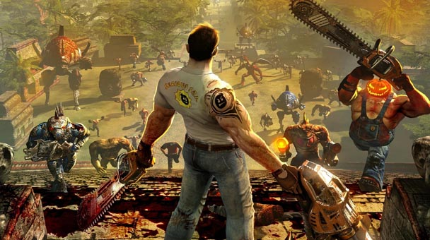 Serious Sam: Last Hope