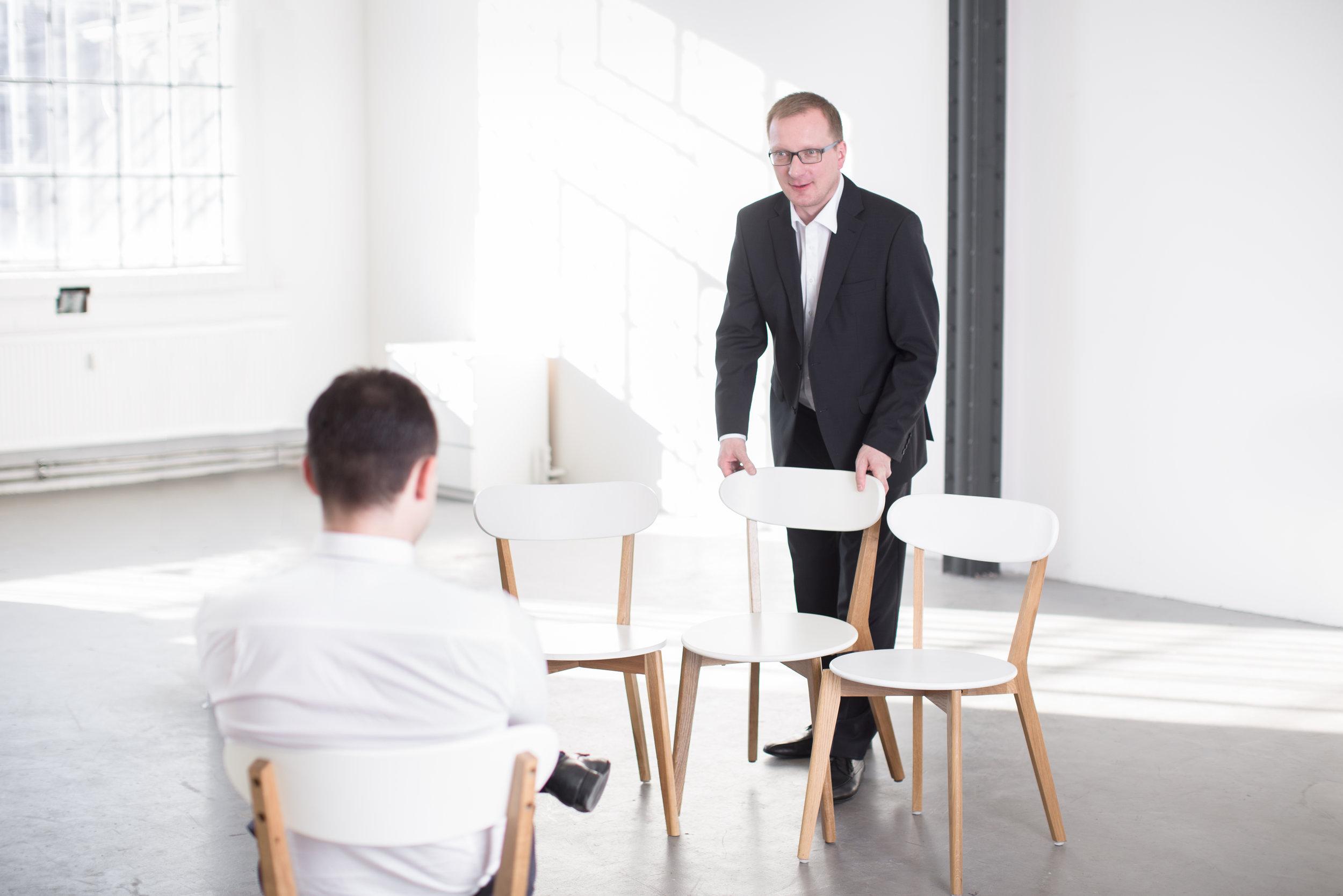 Supervision in Leipzig bei Falk Rodigast