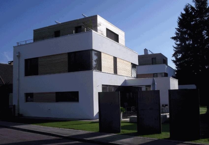 Zwei Einfamilienhäuser Ebersberg