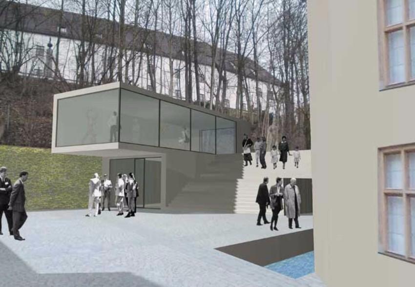 Asamgebäude Freising