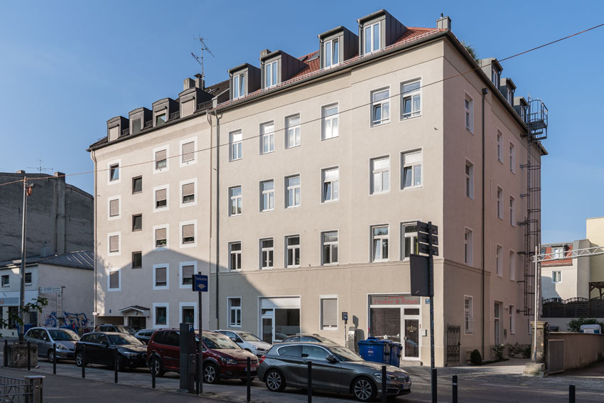 Zenettistraße