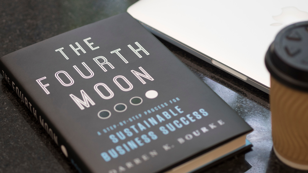 Author of The Fourth Moon    Learn More