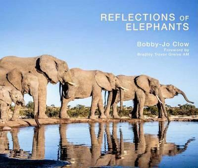 A whole book of reflections of elephants. Going on my Christmas list.